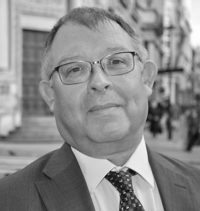 Rod Stone OBE
